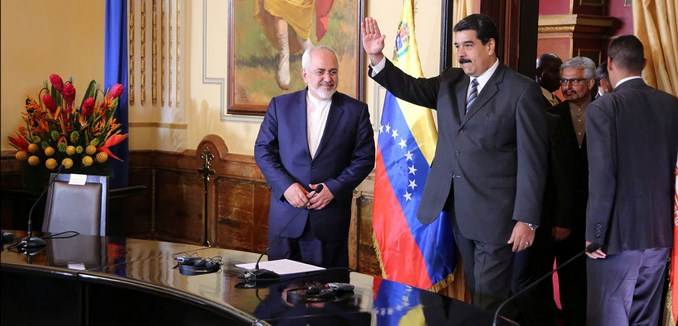 FeaturedImage_2016-08-29_Mehr_News_Zarif_Maduro