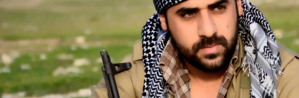A member of the PDKI Peshmerga. Photo: Kurdish Struggle / flickr