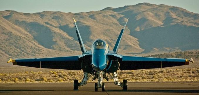 F18_Hornet, F-18 Hornet