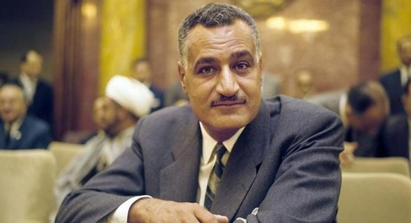 Gamal Abdel Nasser. Photo: Zeinab Mohamed / flickr