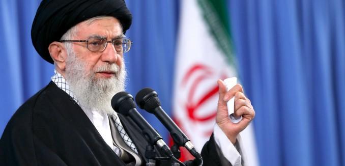"Iran's Khamenei Calls for ""Holy Intifada"" to Destroy Israeli ""Cancer"
