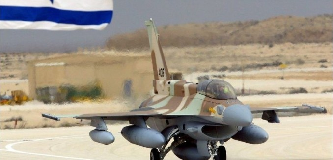 israel air force jet iaf
