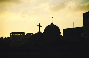 Egypt Coptic Church Cairo Christian