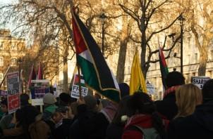 gaza protest palestine