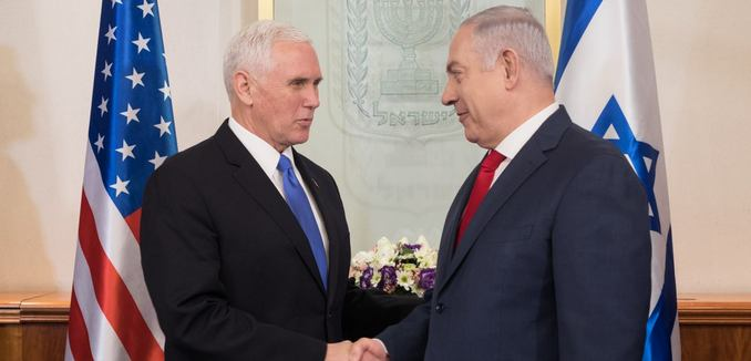 FeaturedImage_2018-01-22_Facebook_Pence_Netanyahu_27173567_2020370474901967_7245119142948319204_o