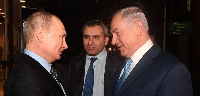 FeaturedImage_2018-01-30_MFA_Putin_Netanyahu_DUtxnkDWsAA6BdH
