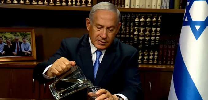 FeaturedImage_2018-06-11_132403_YouTube_Netanyahu_Water_Iran