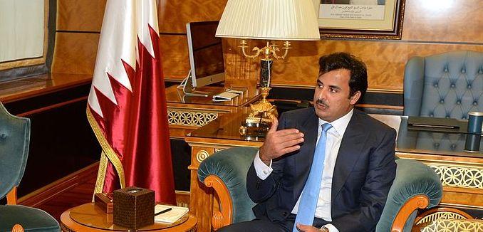 FeaturedImage_2018-07-23_WikiCommons_Secretary_Kerry_Meets_With_Qatari_Emir_Hamid_bin_Khalifa_Al_Thani
