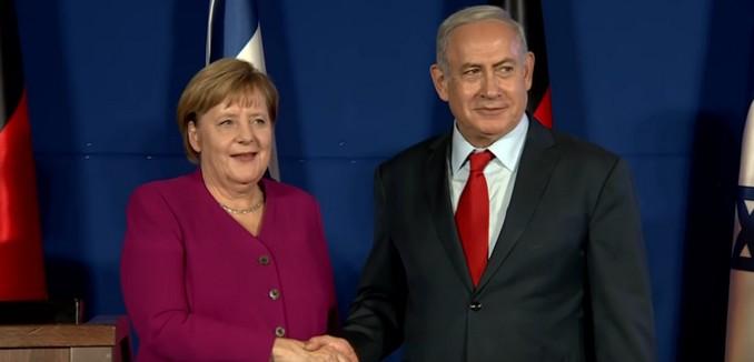 FeaturedImage_2018-10-05_092726_YouTube_Merkel_Netanyahu