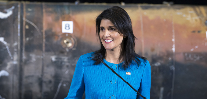 FeaturedImage_2018-10-10_Flickr_Nikki_Haley_39055287501_4a4042d52e_h