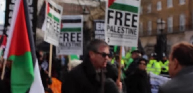 ACLU Supports anti-Israel activists