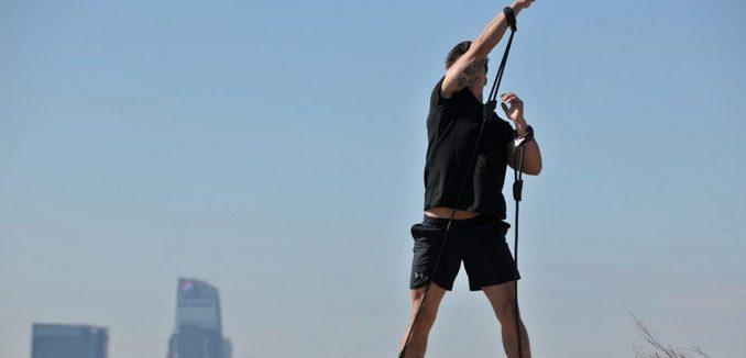 The Israeli Hyfit Wearable Gym