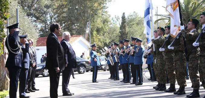 President Rivlin in Cyprus