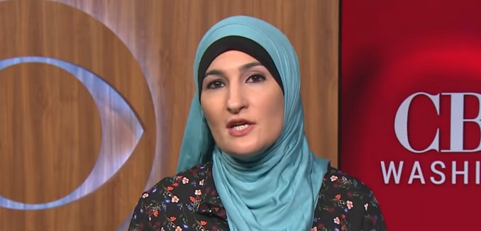 Rep. Omar's defender Linda Sarsour