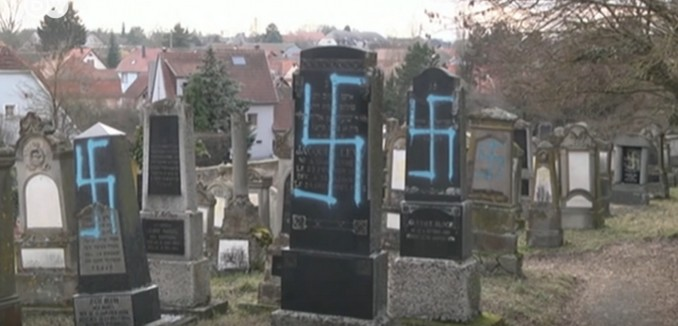 Anti-Semitism in France