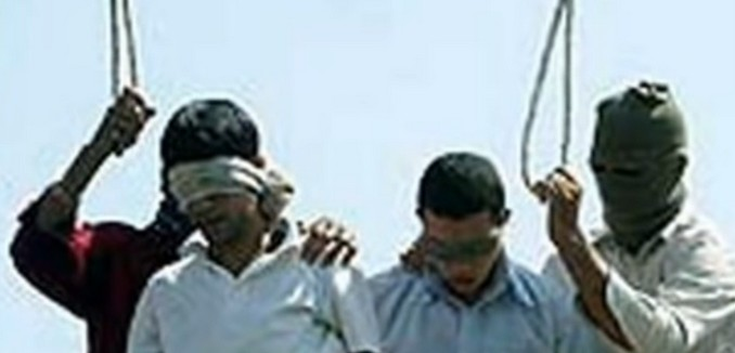 Gay Teenagers About to Executed in Iran