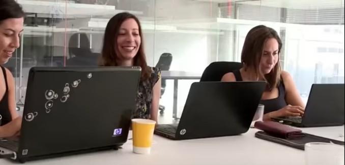 Hi-Tech Women in Israel