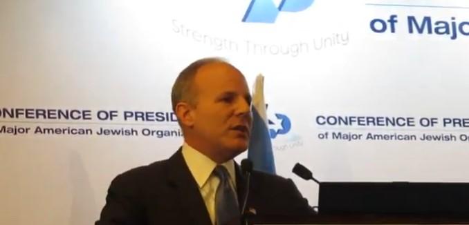 U.S. Anti-Semtism Envoy Elan Carr