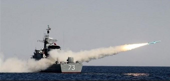 Iranian Naval War Games
