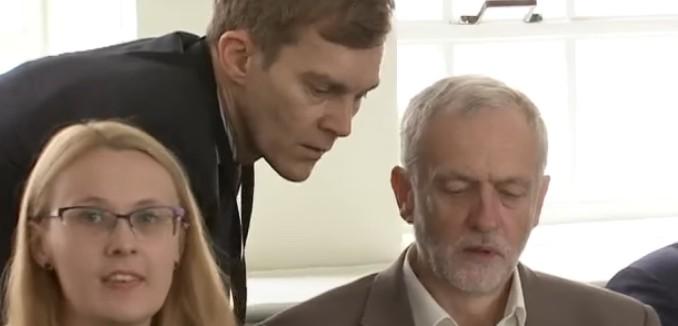 Milne, Corbyn