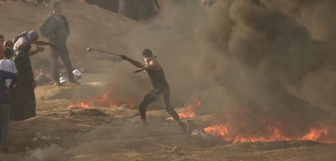 Hamas Riots