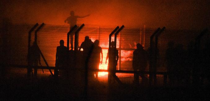 Hamas-Led Riots