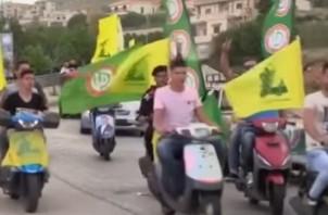 Hezbollah Cycle Rally