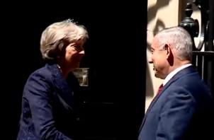 Netanyahu Praises May over Hezbollah Ban