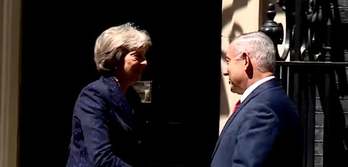 Netanyahu Praises May over Hezbollah Ban