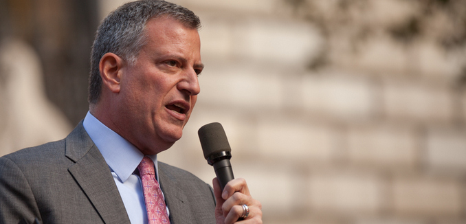 "Mayor De Blasio Calls Omar's Remarks about Loyalty ""Unacceptable"""