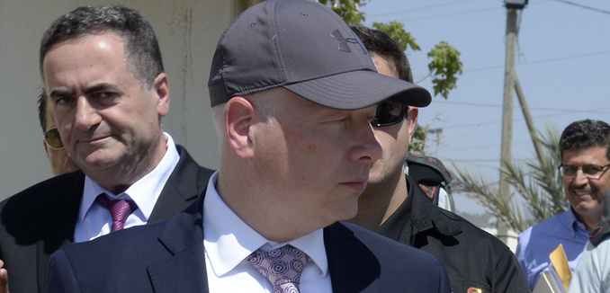 U.S. Envoy Jason Greenblatt