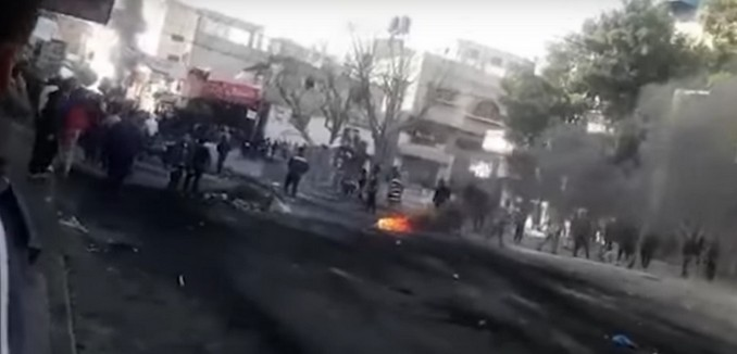 Hamas Violently Puts Down Gaza Riots