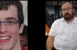Terror Victims Gal Keidan & Ahiad Ettinger