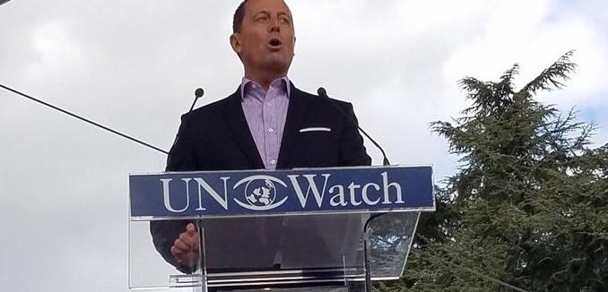 U.S. Ambassador Grenell Rebukes UNHRC