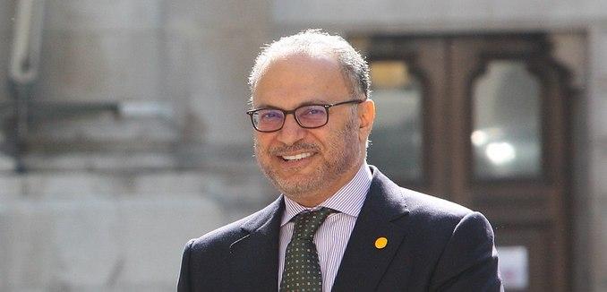 UAE FM Anwar Gargash