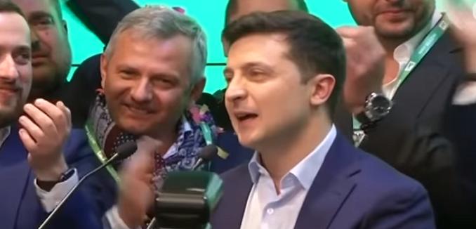 Volodomyr Zelensky