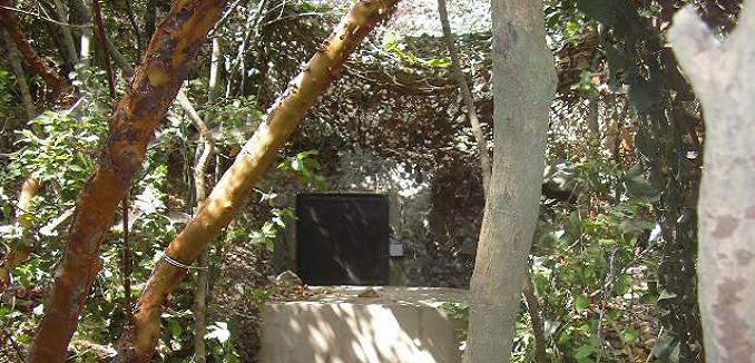 terror bunker