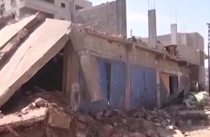 gaza destruction