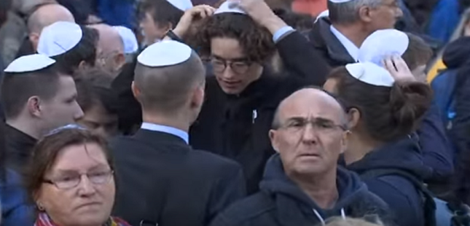germany kippot