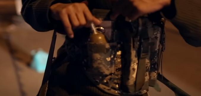 houthi grenade